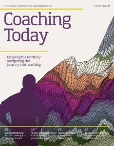 Coaching Today July 17 cover