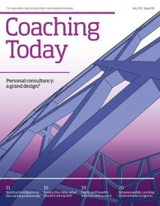 Coaching Today july 16 cover